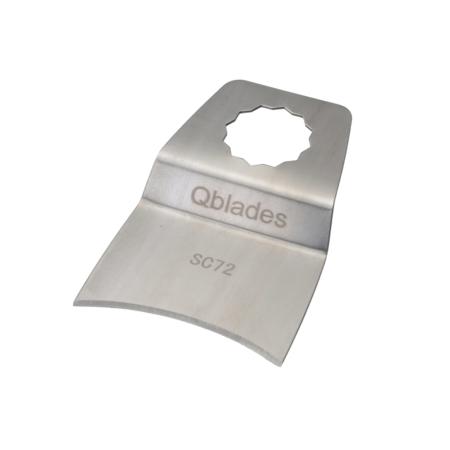 QBLADES-SC72-SEGMENTMES CONCAAF 52MM-0.9MM