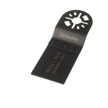 QBLADES-UN03-ZAAGBLAD BI-METAAL_34X40MM